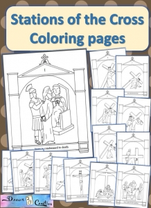 Stations-of-the-Cross-coloring-pages